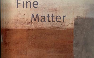 Book Review: Fine Matter