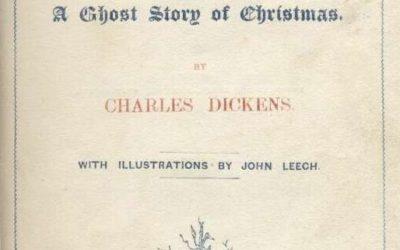 """A Christmas Carol"" by Charles Dickens"