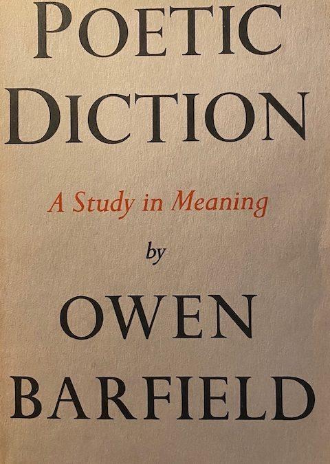 Owen Barfield: A Video Presentation by Fred Dennehy, Ph.D.